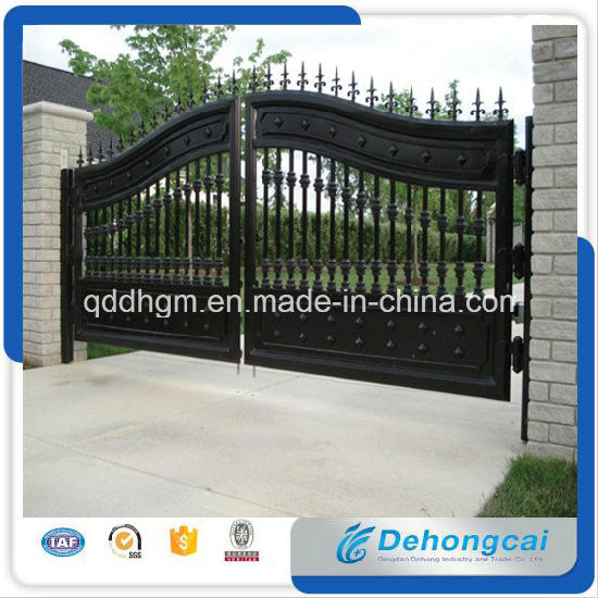 house main gate picture. Decorative Wrought Iron Gate Steel Security Entrance House Main China