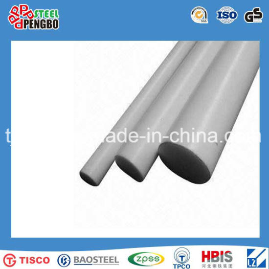 Extruded Round Transparent PVC Rod Solid Plastic Bar pictures & photos