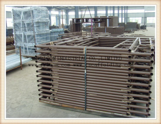 Formwork Building Walk Through Scaffolding Frames pictures & photos
