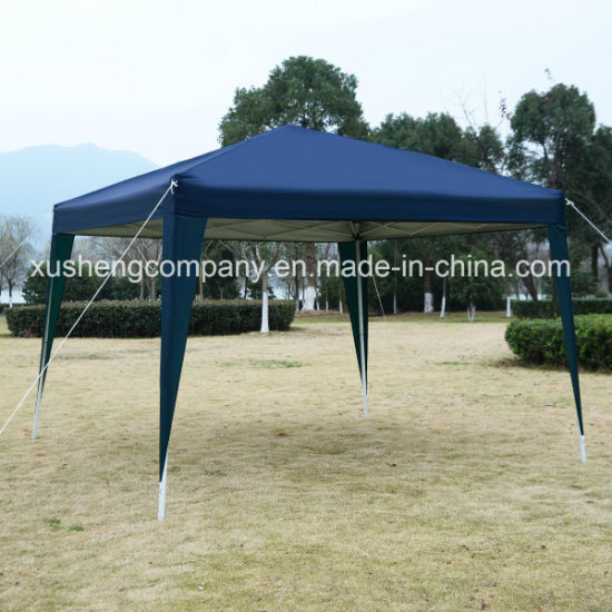 10X10FT Marquee Party Tent Wedding Tent Heavy Duty Gazebo Pavilion Easy Pop Tent pictures & photos