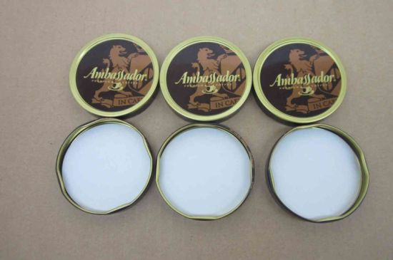 Top Quality Printed Logo Tin Lid pictures & photos