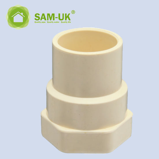 Names of CPVC Pipe Fittings High Pressure CPVC Brass Threaded Female Adapter Fittings