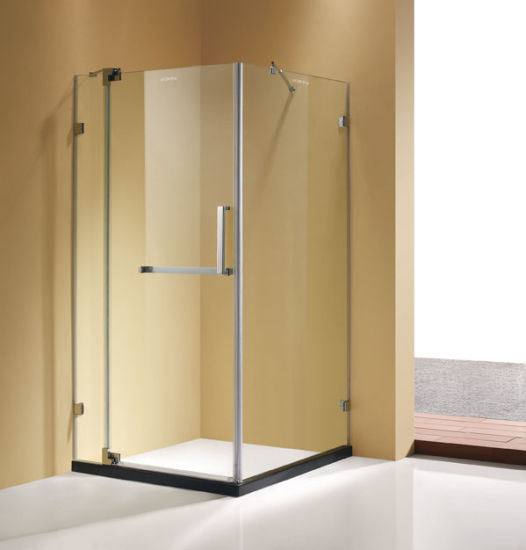 Bathroom Simple Shower Room Shower Cabin with 8mm Glass