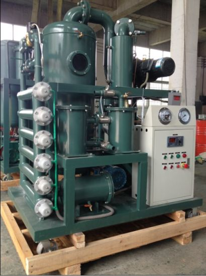 New-Technology Transformer Oil Recycling Systems