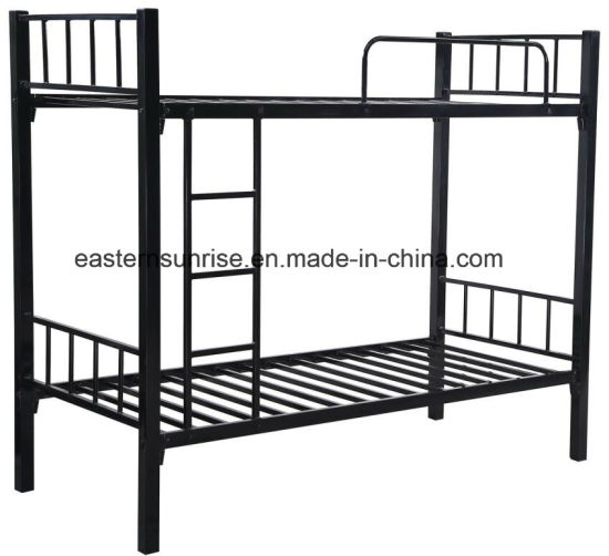 China Steel Beds Double Bed Labour Camp Bunk Bed China Bunk Bed