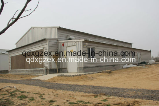Prefab Chicken House for Broiler (PCH-2) pictures & photos