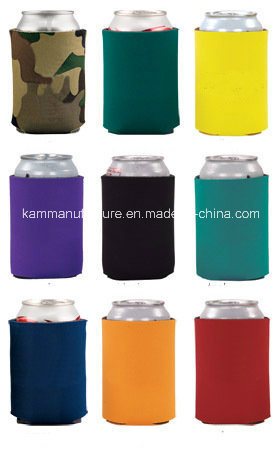 Neoprene Thermal Insulated Can Carry Sleeve Bag