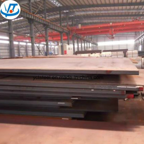 China Hot Rolled Wisco 10mm Corten Steel Sheet Factory Price Sale