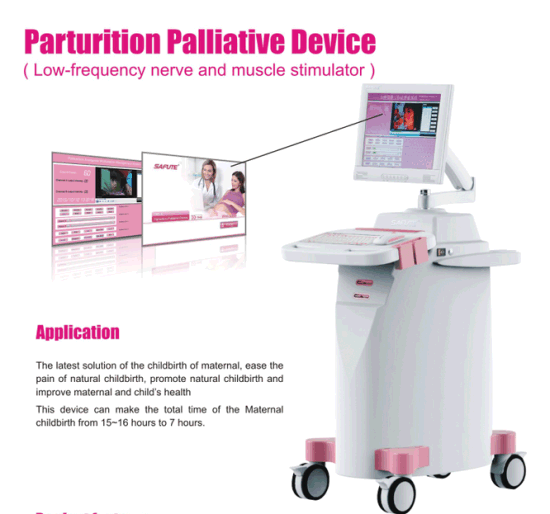 2016 Latest Technology Parturition Device of Natural Childbirth pictures & photos