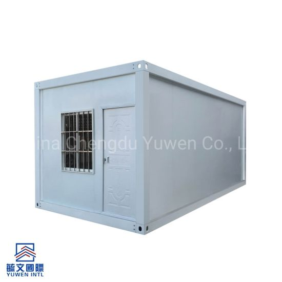 China Fast Assembly Flat Pack Portable Cabin Modular Container Housing