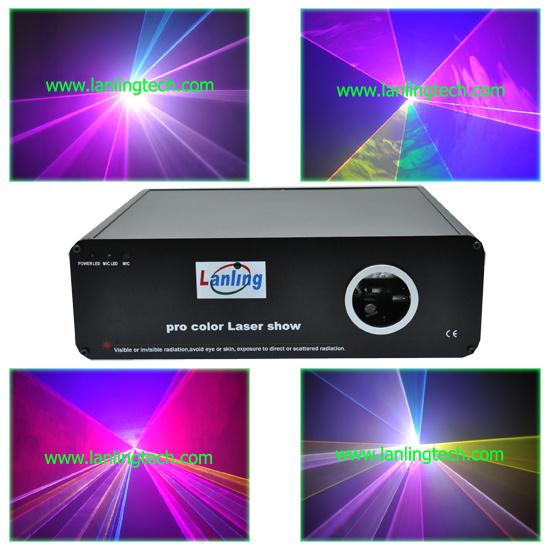 Hot Full Color Laser Light Lanling (L338RGB)