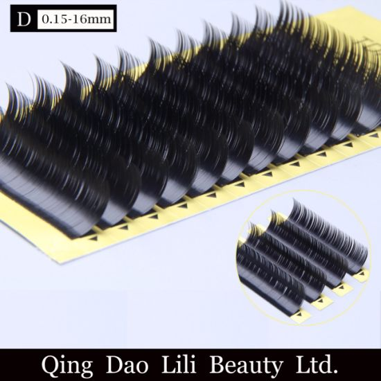 2039bd33c22 Classic Lashes 0.07 B 9mm Length Lash Artist Use Individual Lashes Full Set  Flase Eyelashes pictures