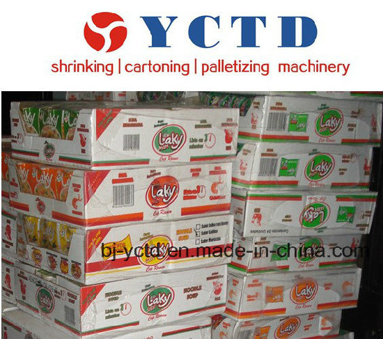 Automatic Palletizer for Carton (YCTD) pictures & photos