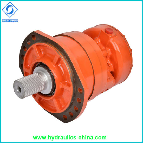 Poclain Ms02 Hydraulic Piston Motor