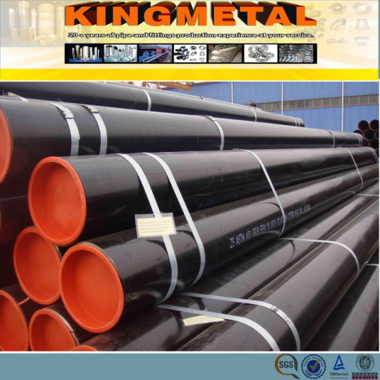 A335 P91 Alloy Steel Pipe for Power Plant