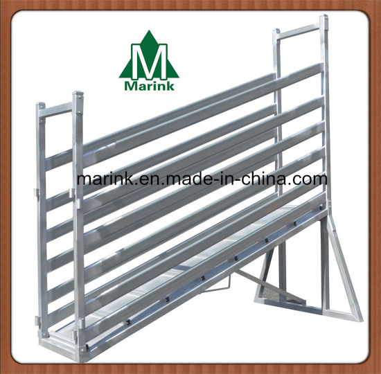 Slope for Cattle / Cow Livestock Equipment Loading Ramp