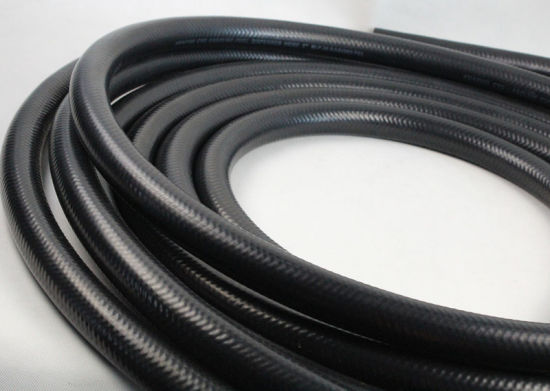 China Factory OEM Service Smooth Cover Gas Station Hose pictures & photos