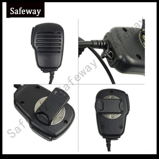 Walkie Talkie Microphone for Motorola T6200 T80 pictures & photos