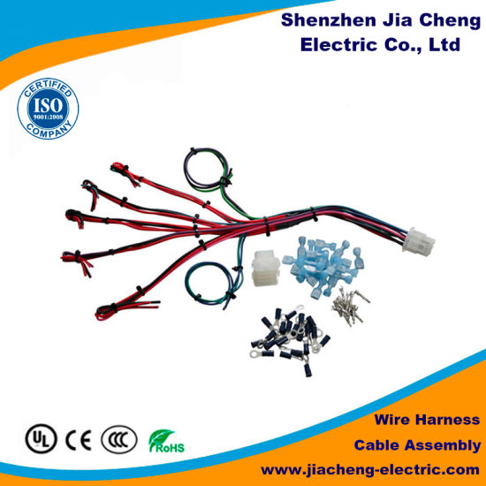 Excellent China Manufacturer Custom Wire Harness Cable Assembly For Electric Wiring Digital Resources Cettecompassionincorg