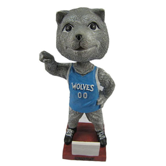 Funny Home Decoration Sports Bobble Head