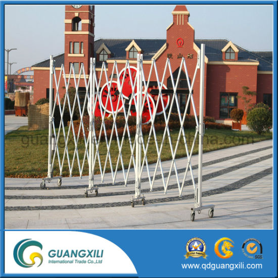Safety Car Accessory Urgent Portable Horizontal Aluminum Fence pictures & photos