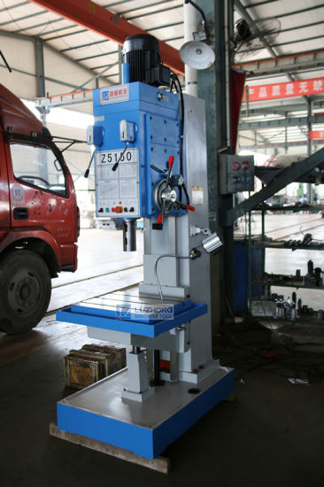 32mm Hole Vertical Drilling Machine (Hole Drilling Machinery Z5132) pictures & photos