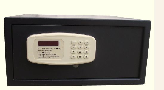 Motor-Driven & Hands-Free Hotel Safe Box (T-HS43LCDX-C) pictures & photos
