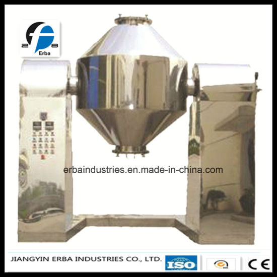 W Series High Efficient Double Cone Mixer