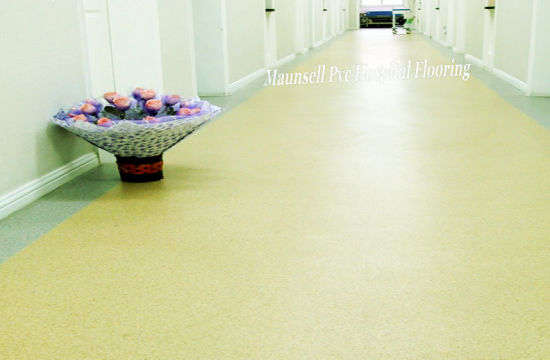 Professional PVC Sheet Roll Hospital And Medical Flooring