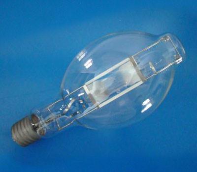 Long Life High Watt Metal Halide Bulb