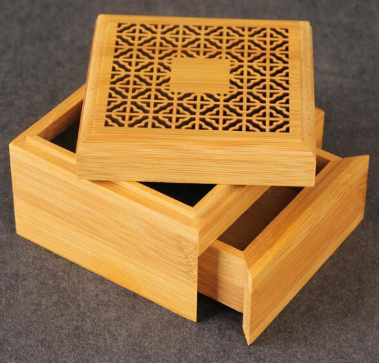 Mosquito-Repellent Incense Bamboo Box pictures & photos