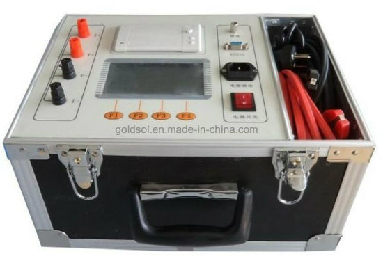China 20A Transformer Ohmmeter DC Winding Resistance Tester