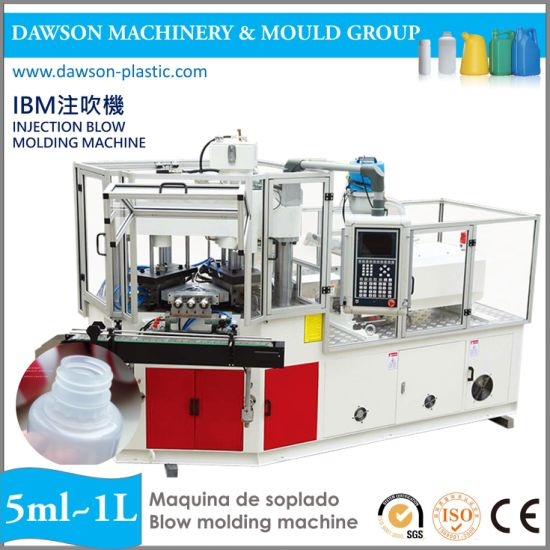 IBM Medicine Bottle High Speed Injection Blow Molding Machine pictures & photos