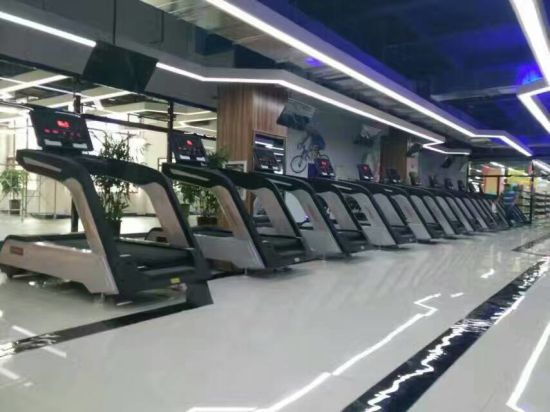 Tz-8000 Latest Commercial Treadmill Weight Losing Machine pictures & photos