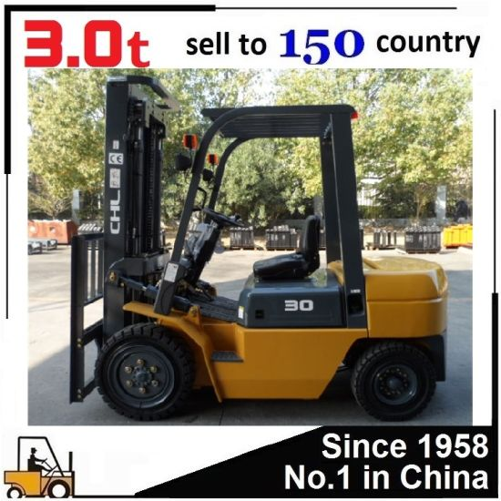 China 3 Ton Forklift Weight 4200kg China 3 Ton Forklift