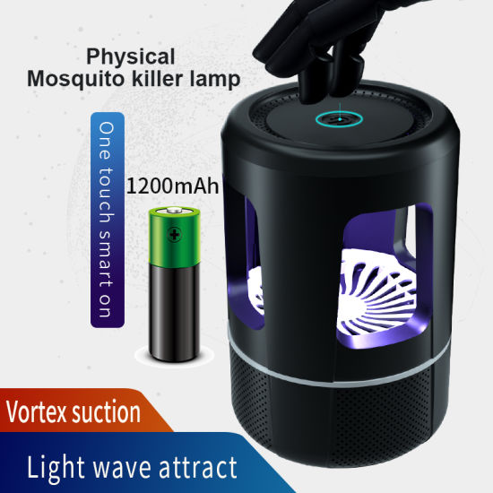 Mosquito Killer USB with Battery Powered Bug Zapper, UV LED Bug Zapper, Safe and Effective Outdoor Indoor pictures & photos