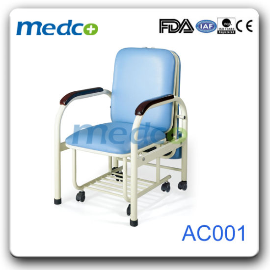 Groovy Hospital Foldable Chair Sleeping Bed Medical Multi Function Accompany Chair Inzonedesignstudio Interior Chair Design Inzonedesignstudiocom