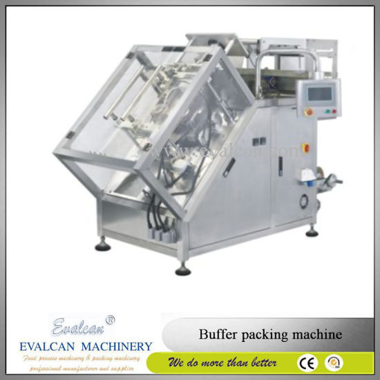 Automatic Button, Metal Snap, Zipper Puller Counting Packing Machine pictures & photos