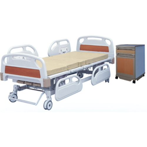 BS-838 Medical Equipment Manual Hospital Bed with Three Functions
