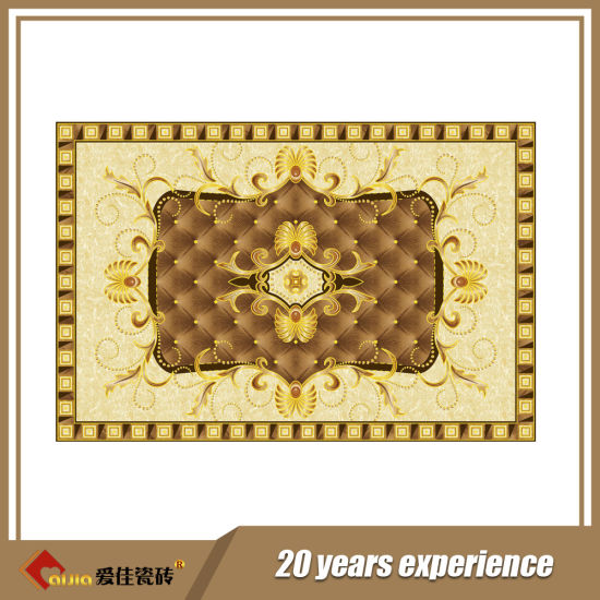 800X800mm Marble Tiles Carpet Tile for Proje⪞ T (BDJ01504B) pictures & photos