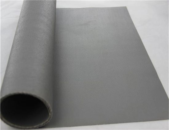 0.85mm Anti Corrosion Silicon Fabric Silicon Coated Fiberglass Fabric