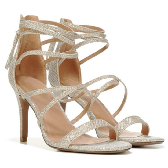 53af037beac63 2018 Women Custom Comfort Ladies Fancy PU Leather Sandal Shoe pictures &  photos