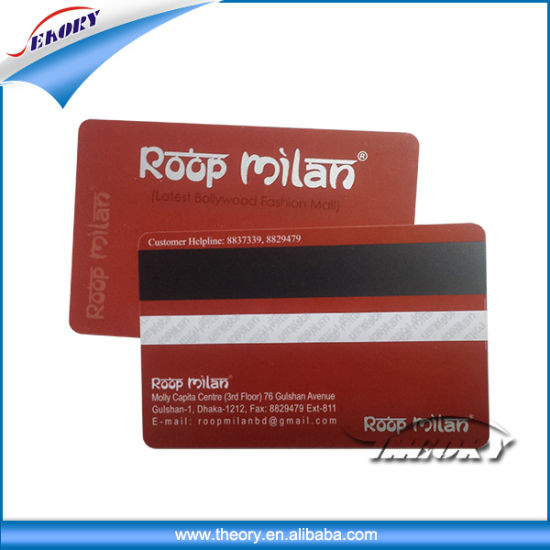 China standard size pvc card business card china standard pvc card standard size pvc card business card reheart Gallery