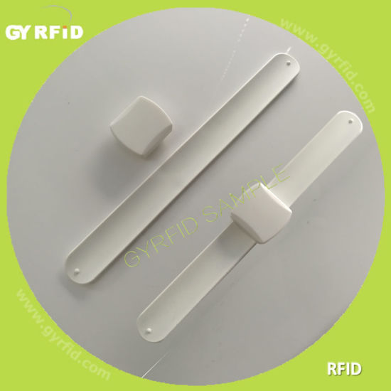 Wrs26 Watch UHF, Long Range RFID Bracelets (GYRFID) pictures & photos