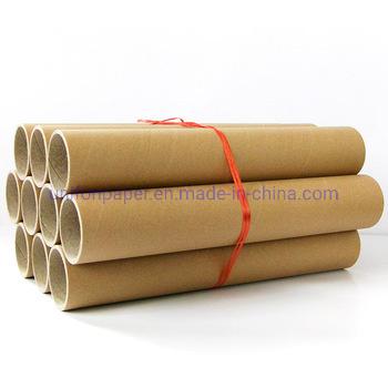 Cheaper Brown High Strength Kraft Cardboard Tube Paper Core