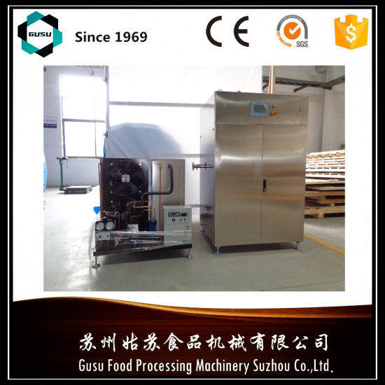 Gusu Automatic Pure Chocolate Tempering Machine (QT100) pictures & photos