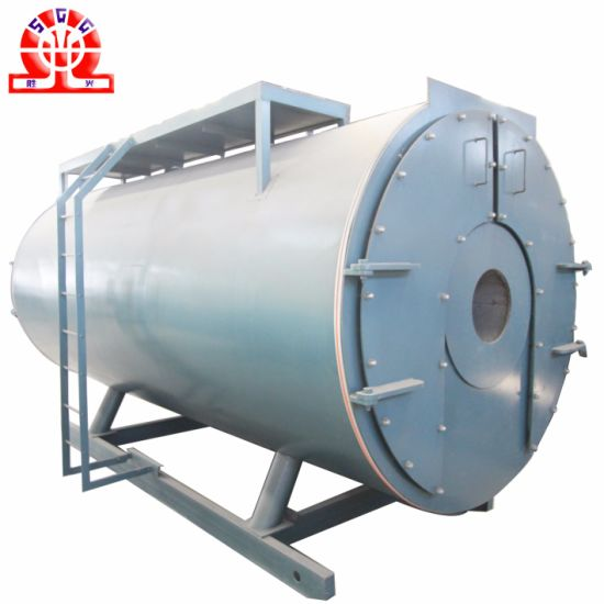 China 3 Pass Dual Fuel Horizontal Steam Boiler - China Stainless ...