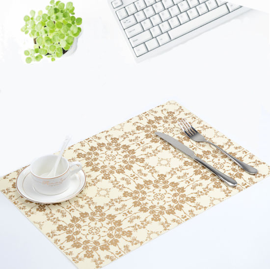 china kitchen custom silicone promotional placemats china placemat