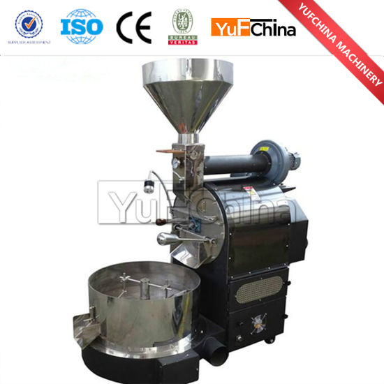 China Low Investment and High Profit Sample Coffee Roaster - China