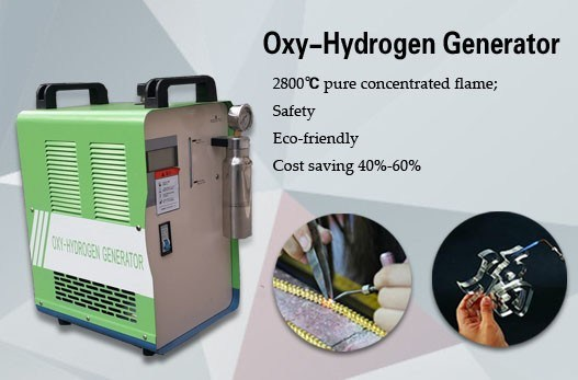 Jewelry Machine Portable Mini Hydrogen Gas Gold Welding Machine pictures & photos